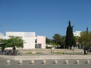 テルアビブ大学正面